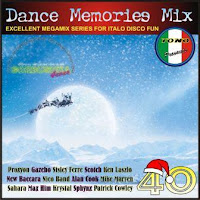 DANCE MEMORIES MIX 40 (2008)