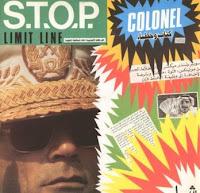 Cover Album of STOP LIMIT LINE - Colonel (1986)