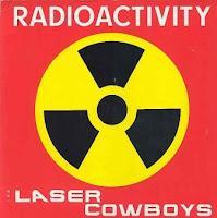 LASER COWBOYS - Radioactivity (1986)