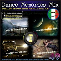 DANCE MEMORIES MIX 49 (2009)