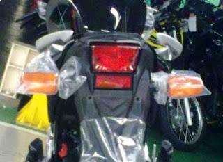 Lanterna Traseira - CB300R