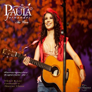 Download CD DVD Paula Fernandes   Ao Vivo