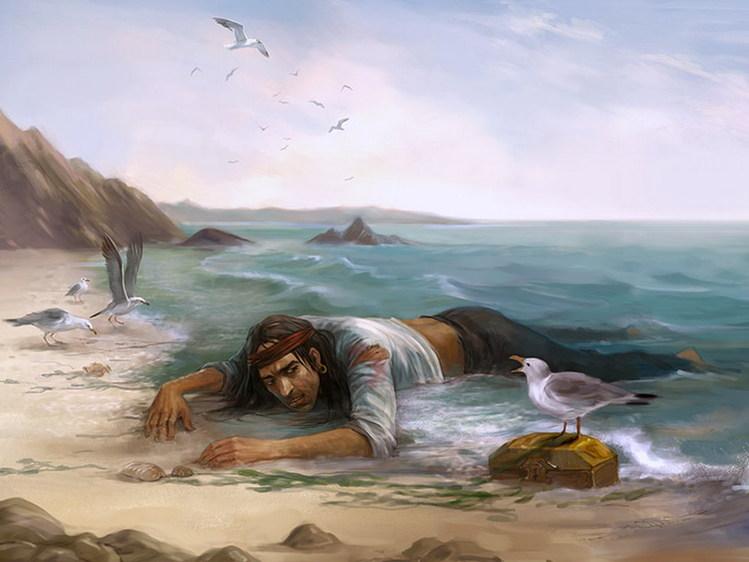 Лекарство от греха. Христианские притчи  - Страница 5 F_15491551