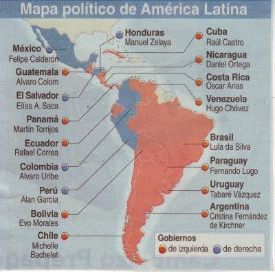 Por qué triunfa la izquierda en América Latina