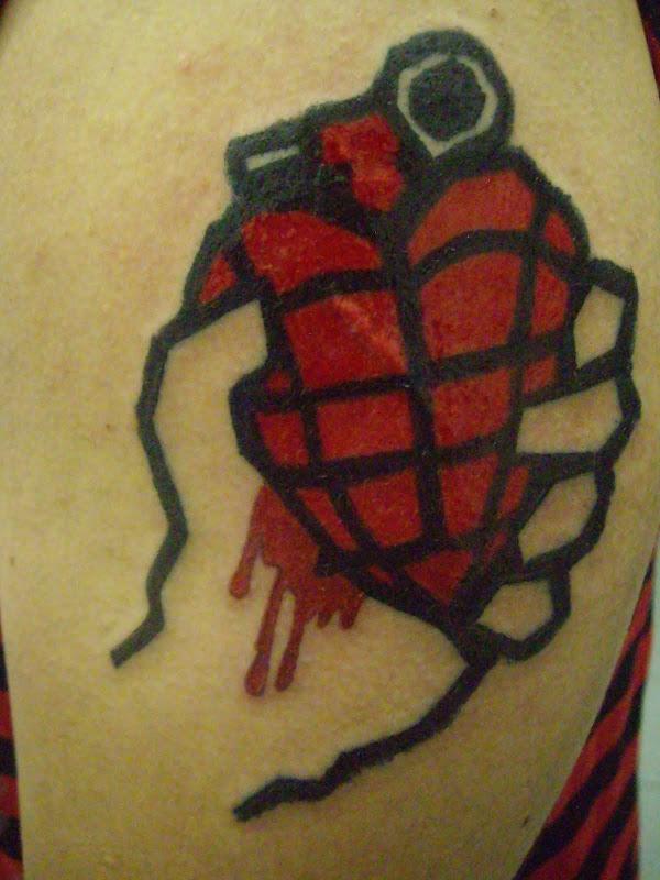Hannibal Korpse-GRANADE HEART title=