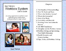Sue Patrick's Workbox System