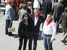 Con Maite y Javi