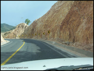 carretera mascota las palmas: