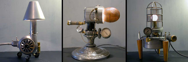 lampes machine