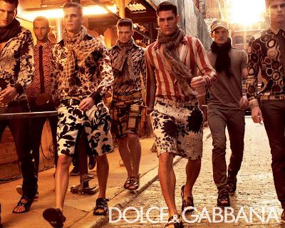 Dolce & Gabbana Ad Campaigns