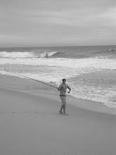 """""""Bonito dia para surfcasting en el cañuelo"""""""