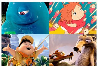 20 animated feature films were submitted for the Oscars