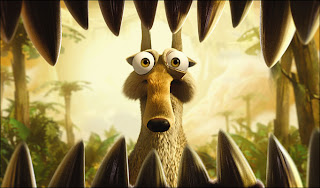 Publicity image from Ice Age 3 by Blue Sky Studios animation