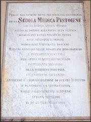 La Scuola Medica Pistoiese
