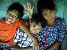 Aiman, Danial & Sarah