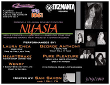 FM (Philly), Tazmania Records & The Coastline brings you Nyasia's Album Release Party, Friday, Mar