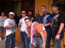 THE NAS T BOYZ, PAIN, RICKY VAZ, IAN IYCE AND TITO PUNTE JR.