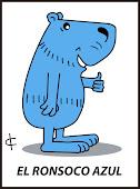 Poster del Ronsoco Azul