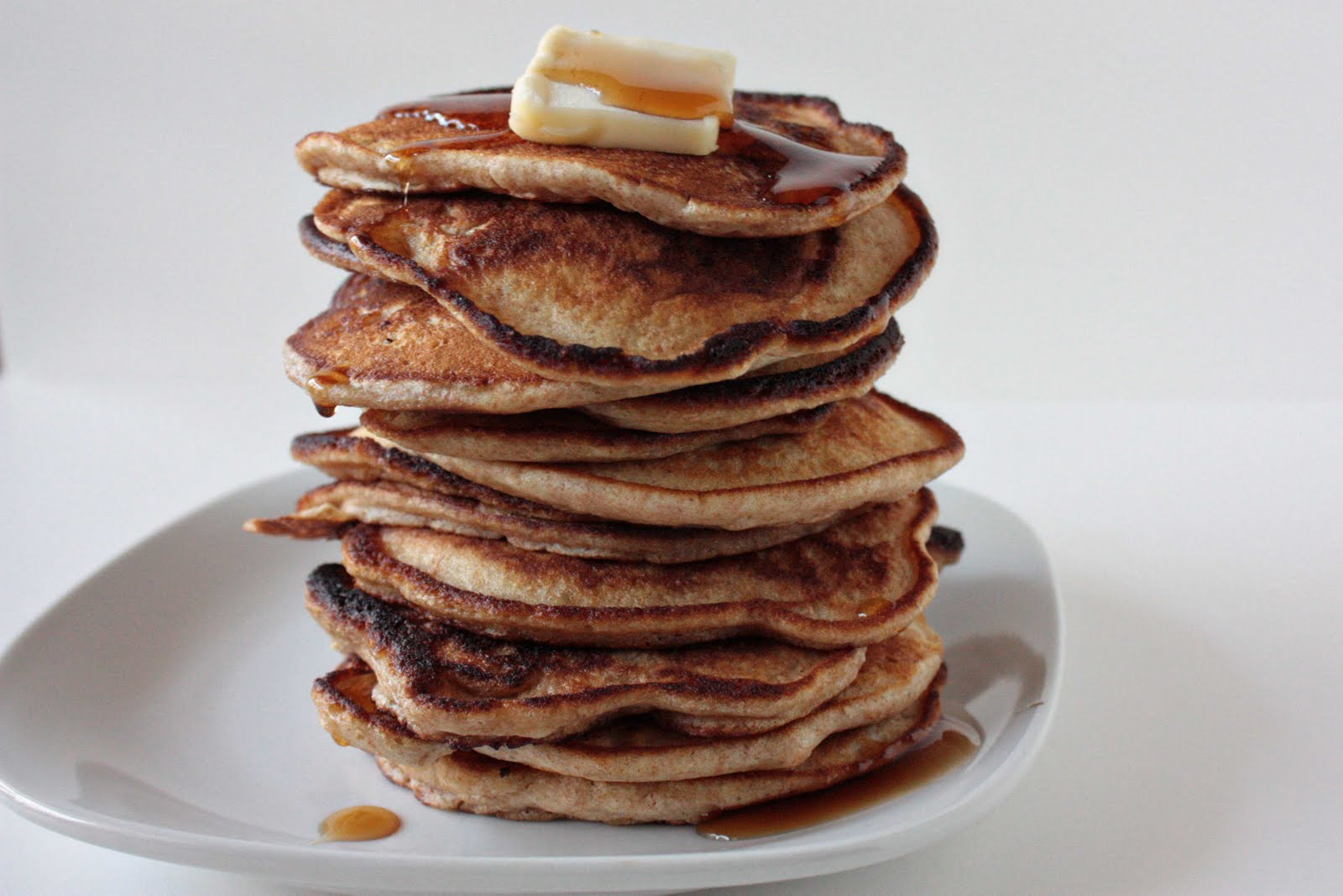 Momma Hen's Kitchen: Another Whole Wheat Pancake Recipe