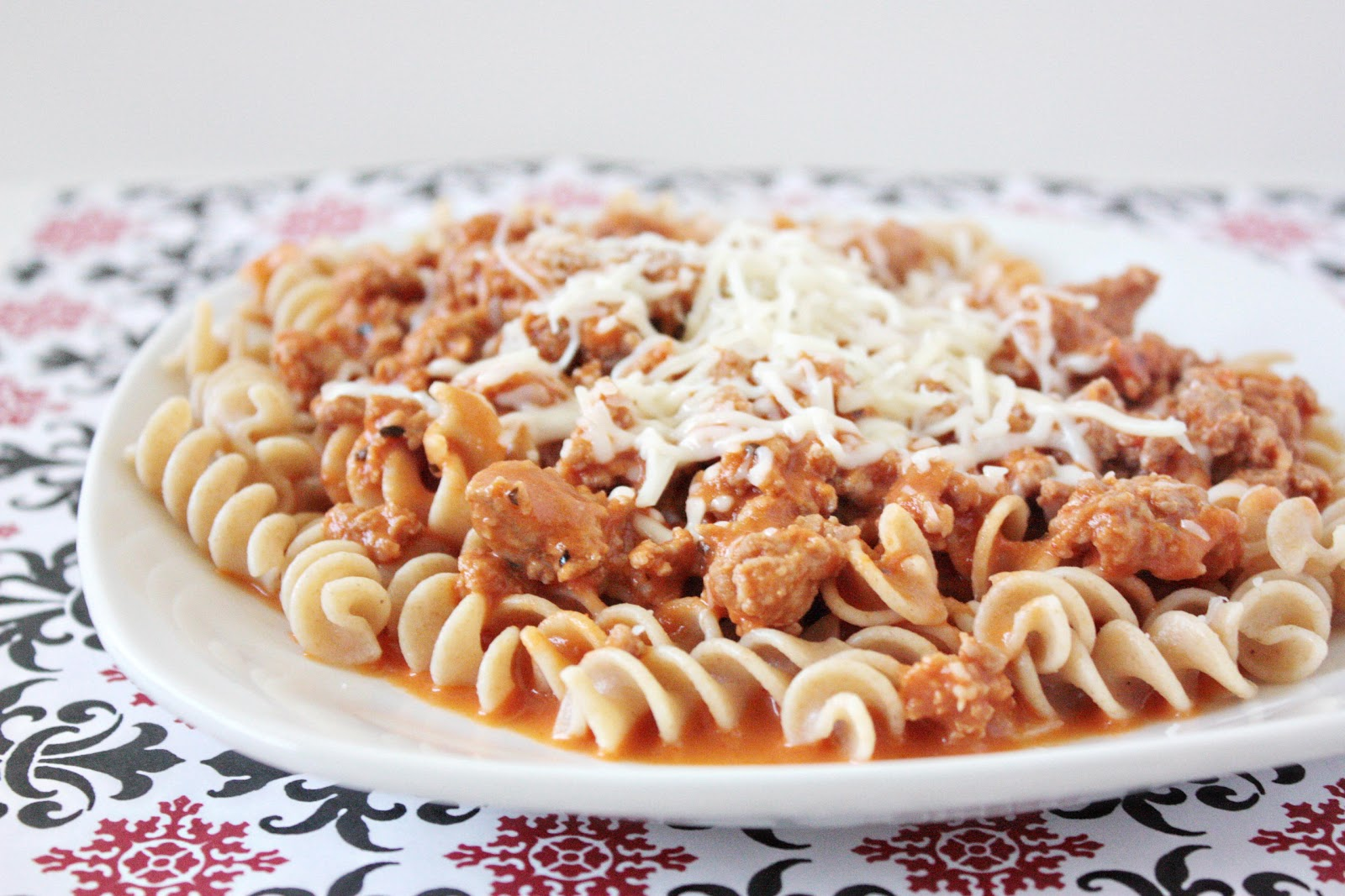 Momma Hen's Kitchen: Italian Sausage Pasta