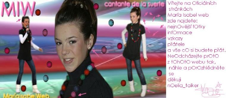María Isabel OFFICIAL web
