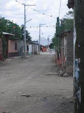 Las calles de Ejutla