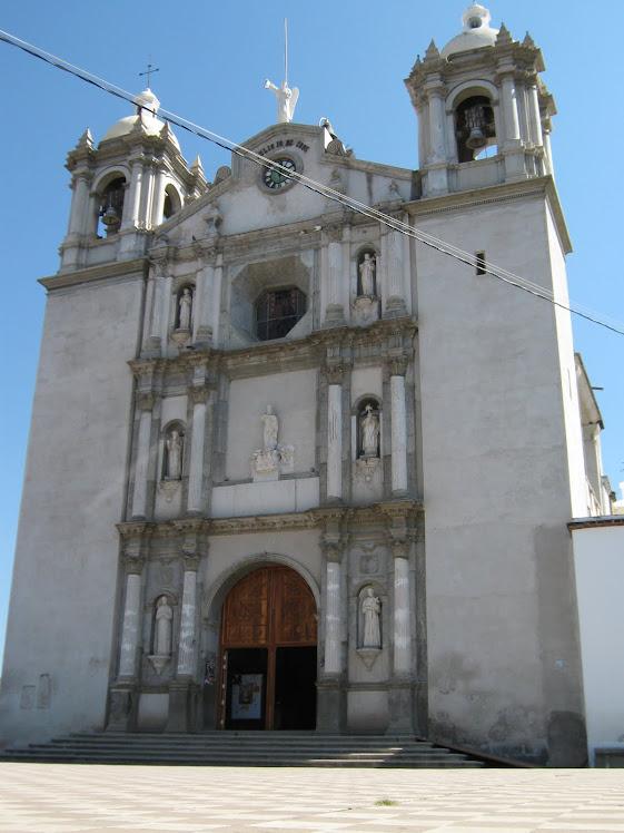 Parroquia de Santa Maria Ejutla
