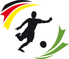 GERMANY SOCCER TRAVELER Logo