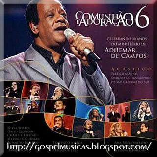 Capa PG - Adoração (2004)