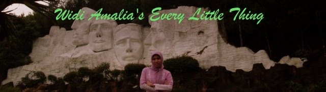 Widi Amalia's every little thing