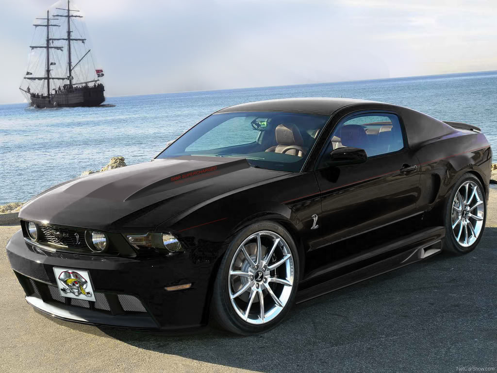 mustang shelby gt 500 mustangs pretos. Black Bedroom Furniture Sets. Home Design Ideas