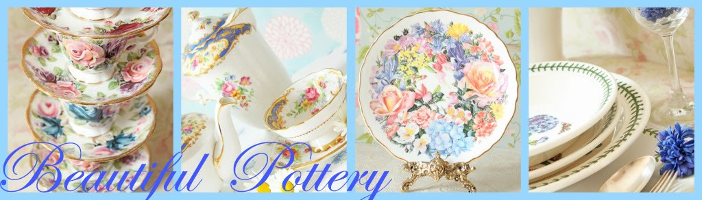 BEAUTIFUL POTTERY