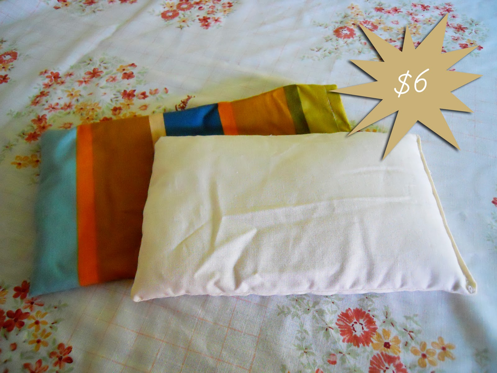how to make scented pillows