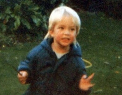 robert pattinson childhood picture