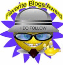 Favourite Blog Award