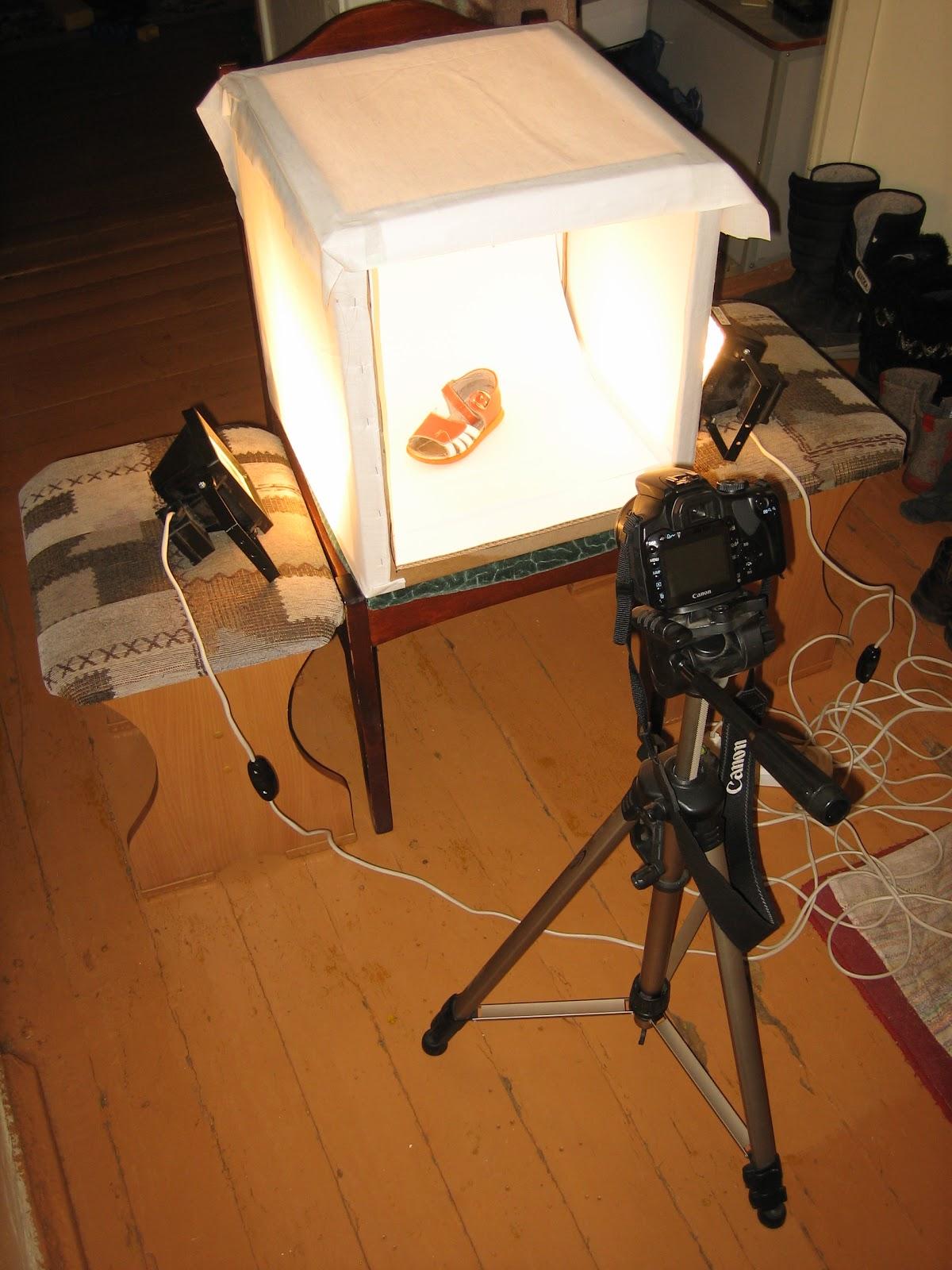 Простейший робот в домашних условиях