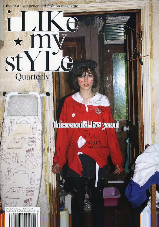 I LIKE MY STYLE Quartely & Alexandra PERRIN