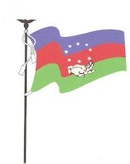 Bandera de Leiva