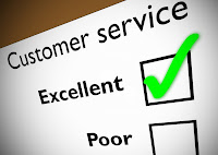 Customer service - what your customers say about you
