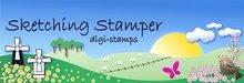 Sketching Stamper - Digi Stamps
