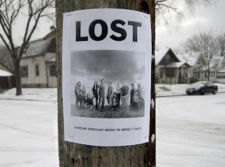 LOST pole poster, LOST poster, LOST funny pictures, LOST series funny pictures, LOST series lol