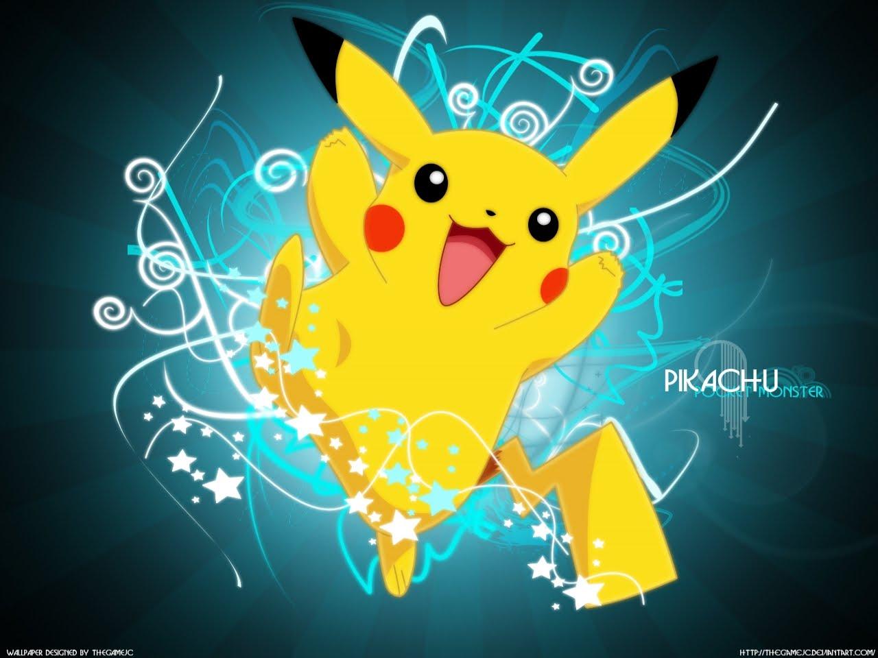 Pok mon pikachu - Image pikachu ...