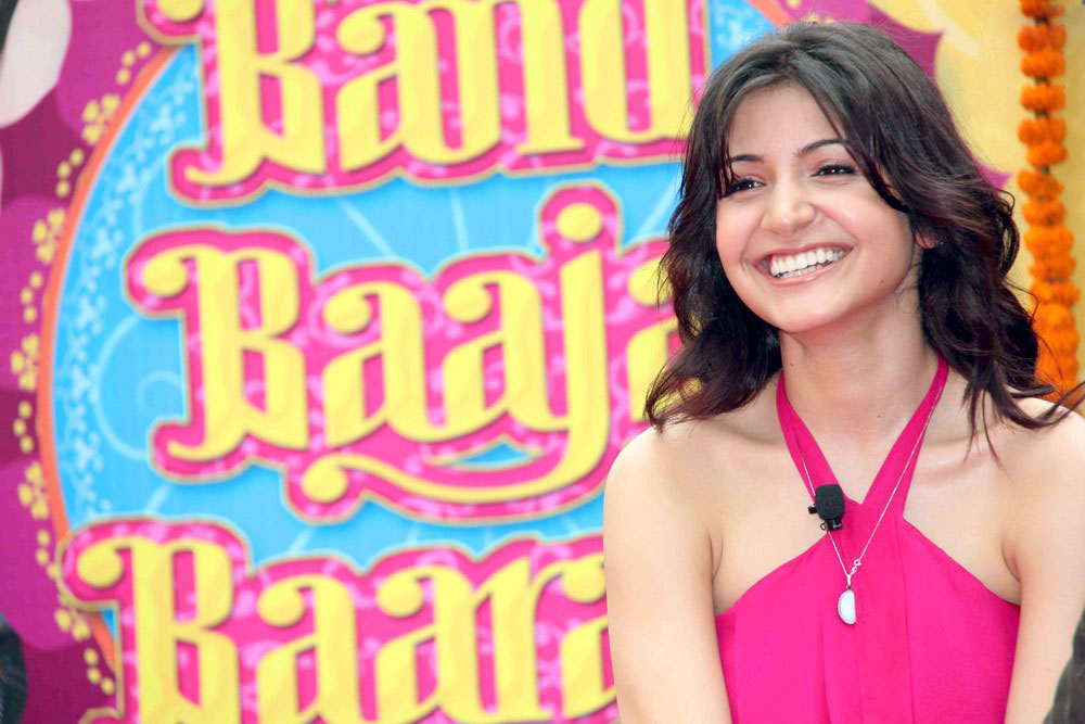 Wallpapers Of Anushka Sharma In Band Baja Barat