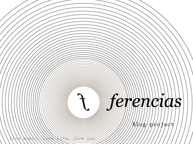 Ferencias Blog-project