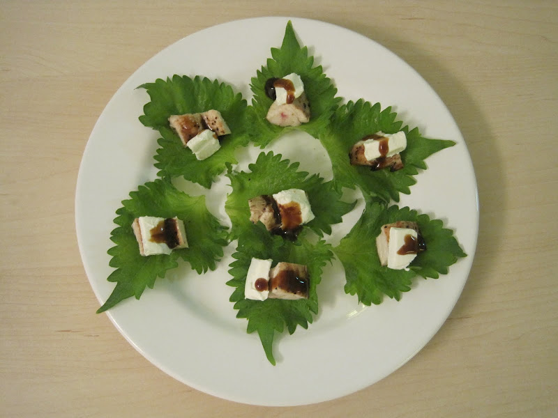 Japanese Home Cooking-I love shiso. title=