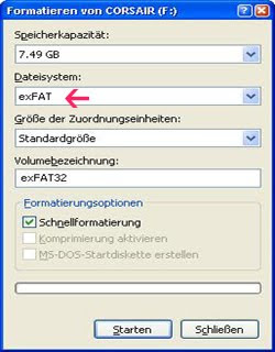 difference between fat32 and ntfs file system pdf