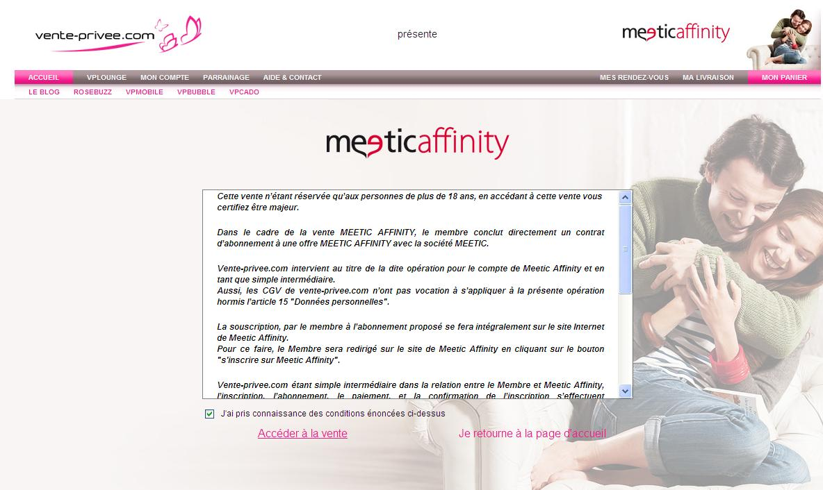 Meetic com inscription