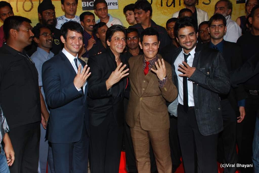 Bollywood à La Première de