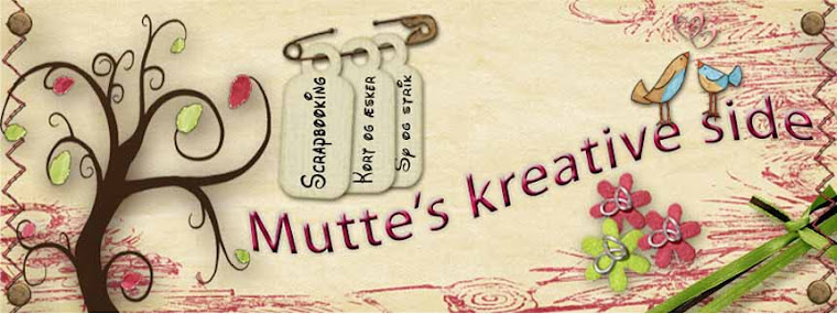 Mutte's kreative side