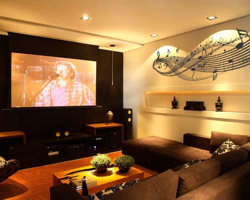 Sala Tv Quarto Hospedes ~ Lar doce Lar